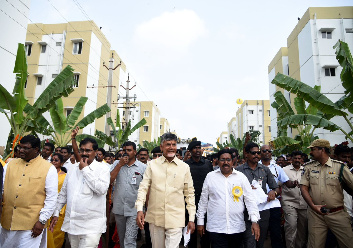 Andhra Pradesh Government warms up 3 lakh new House holds
